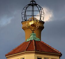 Art Nouveau on Top by SmoothBreeze7