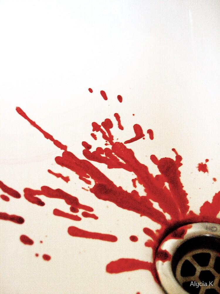Bleed by Alycia K