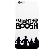 the mighty boosh iPhone Case/Skin