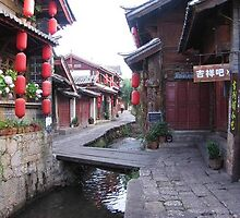 Lijiang Old Town  by lilyspirit