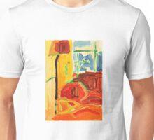living room Unisex T-Shirt