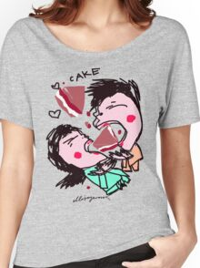 """Cake Eaters"" Women's Relaxed Fit T-Shirt"