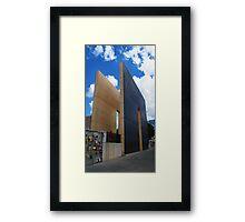 National OKC Memorial Framed Print