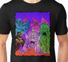 Kaiju Kaos: The Soundtrack, Volume 2 artwork Unisex T-Shirt