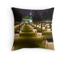 We Are Still Here Throw Pillow