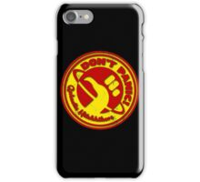 Galactic Hitchhikers 2K15 iPhone Case/Skin