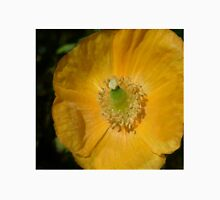 Welsh Poppy Macro Unisex T-Shirt