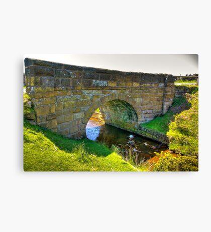 Sleddale Beck  - Commondale, North Yorks Moors Canvas Print