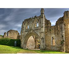 Kirkham Abbey   -  North Yorkshire Photographic Print