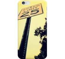 Careful Limitations  iPhone Case/Skin