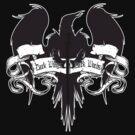 [outline] Dark Wings, Dark Words by angrybarista