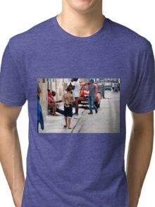 Havana - Flowers for Mom Tri-blend T-Shirt