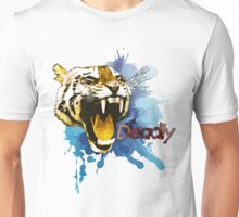 Deadly Tiger Unisex T-Shirt