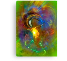 Martian Dance Canvas Print