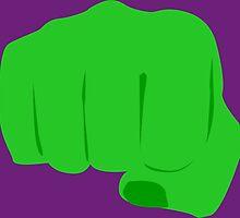 Hulk by FairytalePond
