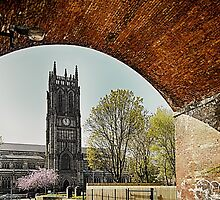 Leeds Minster by Glen Allen