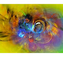 Spring Bubble Photographic Print