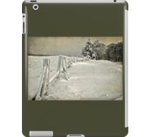 Mother Nature's Christmas Tree iPad Case/Skin