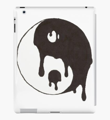 Dripping Zen iPad Case/Skin