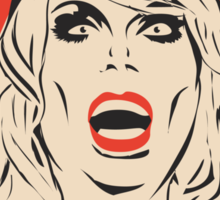 Katya Sticker