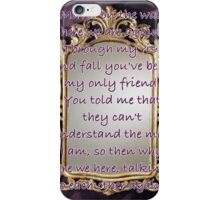 Mirror Mirror, On The Wall iPhone Case/Skin