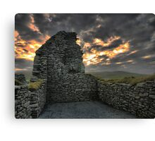 60N.. The Lairds House (3)   Canvas Print
