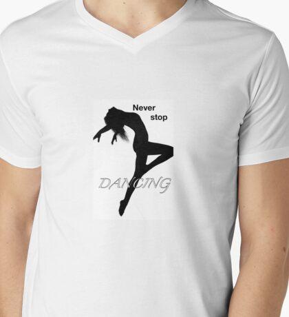Ever.  Mens V-Neck T-Shirt