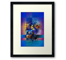 It's complicated Framed Print