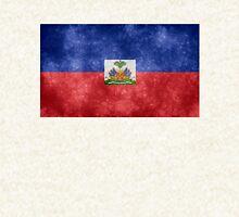 New - Haiti Flag Zipped Hoodie