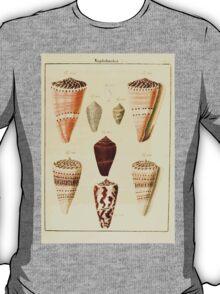 Neues systematisches Conchylien-Cabinet - 121 - Coni T-Shirt