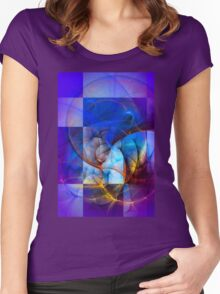 Wind in your sails Women's Fitted Scoop T-Shirt