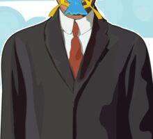 Twitterface Sticker
