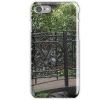 Foot bridge iPhone Case/Skin