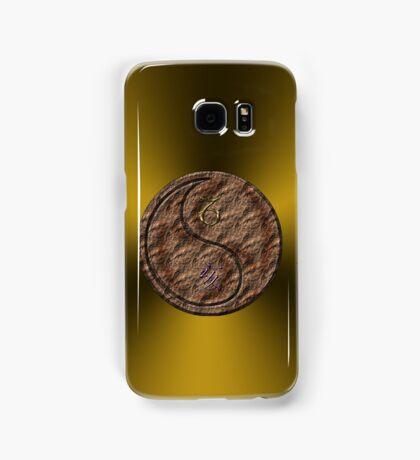 Capricorn & Boar Yin Earth Samsung Galaxy Case/Skin