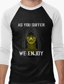 D'vorah as you suffer Men's Baseball ¾ T-Shirt