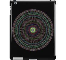 Multi Colored Swirl 2 iPad Case/Skin