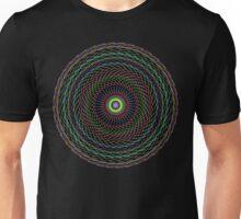 Multi Colored Swirl 2 Unisex T-Shirt