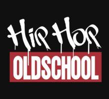 Old School Hip Hop Baby Tee