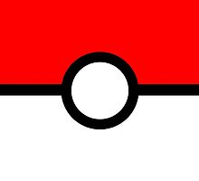 Pokéball - Pokemon by RunKitsune