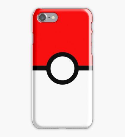 Pokéball - Pokemon iPhone Case/Skin