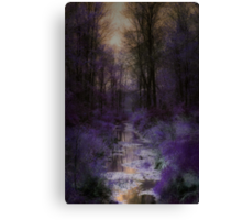 ~Where the Fairy Dreams~ Canvas Print