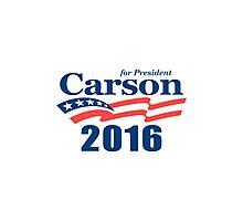 Carson 2016 Photographic Print