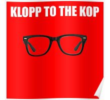 KLOPP to the KOP Poster