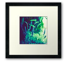 ...in movement there is life, and in change there is power Framed Print