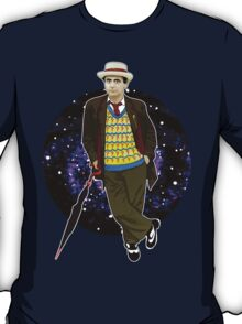 The 7th Doctor - Sylvester McCoy T-Shirt