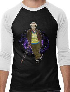 The 7th Doctor - Sylvester McCoy Men's Baseball ¾ T-Shirt