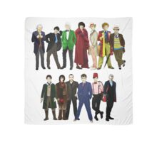 Doctor Who - The 13 Doctors Scarf