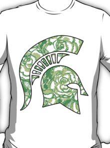 Lilly Print Spartan T-Shirt