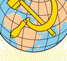 Emblem of the Soviet Union  Sticker