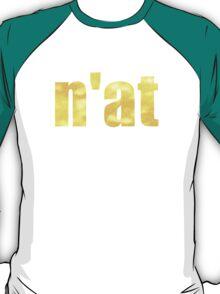 Vintage n'at (Pittsburgh) text T-Shirt